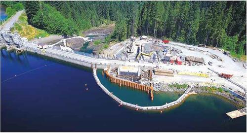 Canada's First P3 Hydropower Project